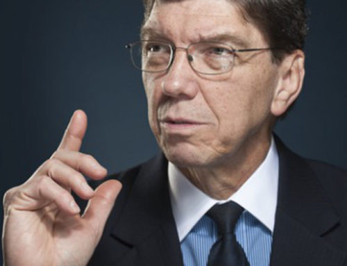 Go Electric: Innovation Guru Clayton Christensen's Advice To South Africa