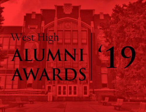 Nomination Deadline for 2019 West High Alumni Awards extended to April 5